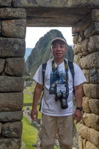 Alson Wong-Peru & Chile: Ancient Paths to the Present Total Solar Eclipse (Southbound)