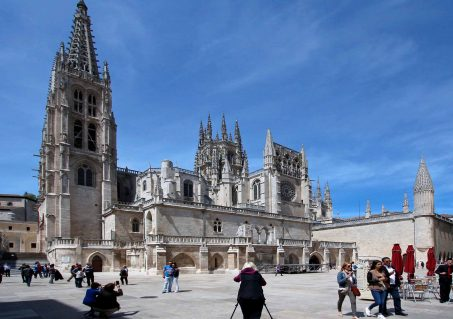 The Gothic Cathedral of St. Mary in Burgos, Spain (Photo by Paul Deans/TQ).