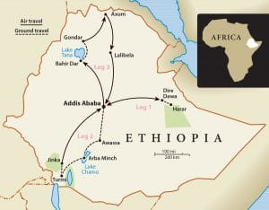 Tour Destination: Ethiopia